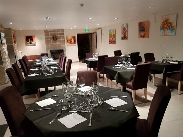 Salle de Restaurant Enclos du Puy Mary