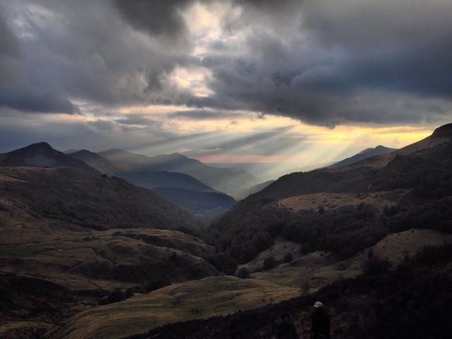 Sortie Brame du cerf Enclos du Puy Mary