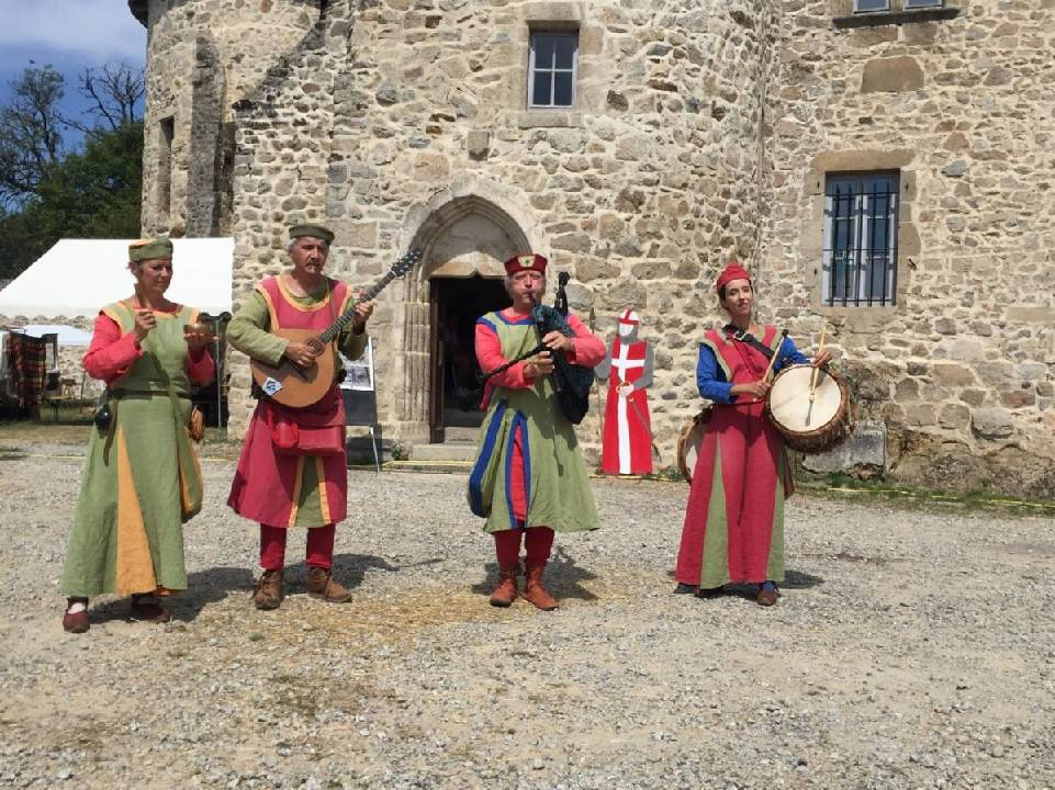 Fête médiévale Laroquebrou