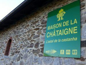Maison de la Châtaigne à Morjou