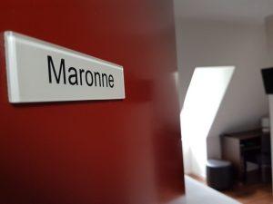 Chambre Maronne Enclos du Puy Mary
