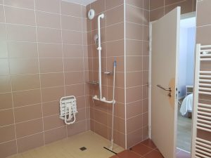 Salle de bain Chambre Mars Enclos du Puy Mary