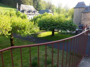Chambre avec balcon Petite Rhue Enclos du Puy Mary