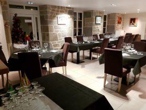 Salle de Restaurant de l'Enclos du Puy Mary