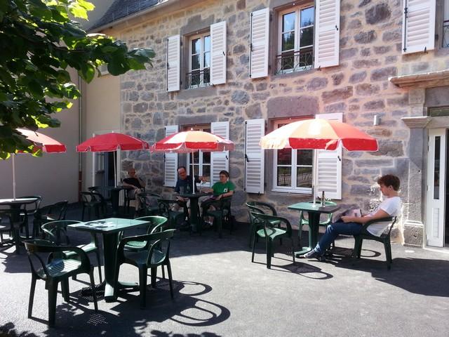 Terrasse Enclos du Puy Mary