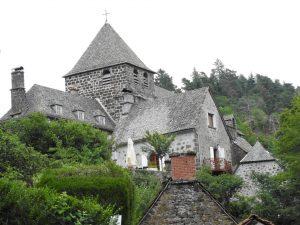Eglise à Tournemire