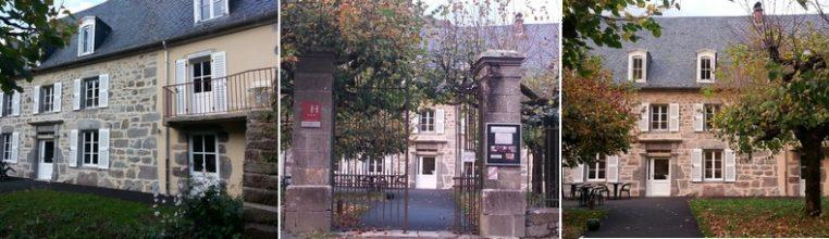 L'Enclos du Puy Mary Hôtel 3 étoiles à Mandailles