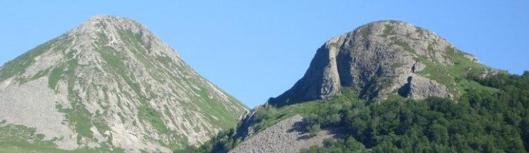 Le Puy Griou et le Griounou
