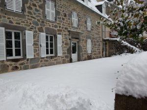 L'Enclos du Puy Mary en hiver