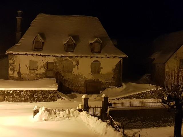 Maison Auvergnate à Mandailles