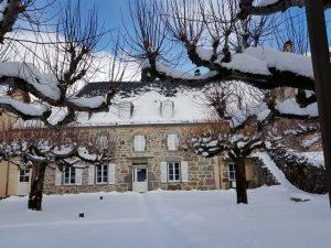 L'Enclos du Puy Mary l'hiver