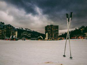 Ski au Lioran