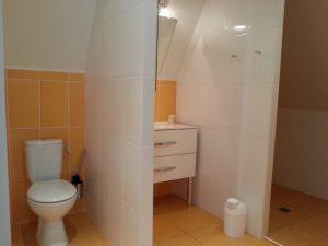 Salle de bain Chambre Impradine Enclos du Puy Mary