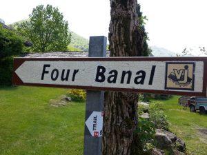 Four banal de Liadouze