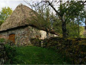 Maison En Chaume Nierveze