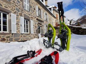 Séjour Raquettes à l'Enclos du Puy Mary