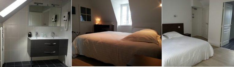 Chambres de  l'Enclos du Puy Mary hotel 3 étoiles