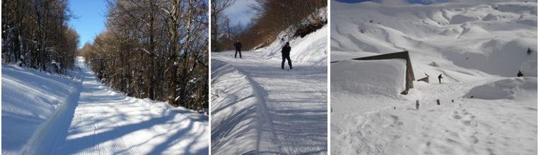 Séjour ski de fond & Raquettes à l'Enclos du Puy Mary