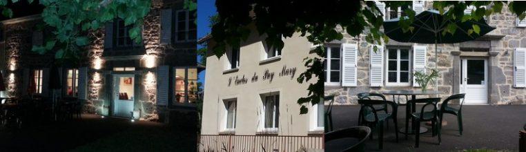 Bienvenue à l'Enclos du Puy Mary hotel 3 étoiles